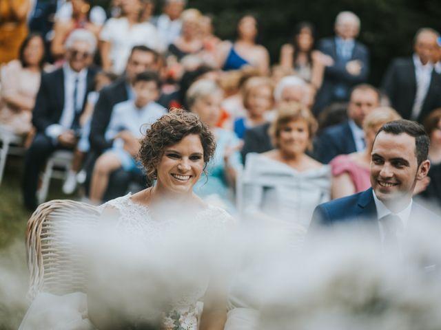 La boda de José y Andrea en Gijón, Asturias 42