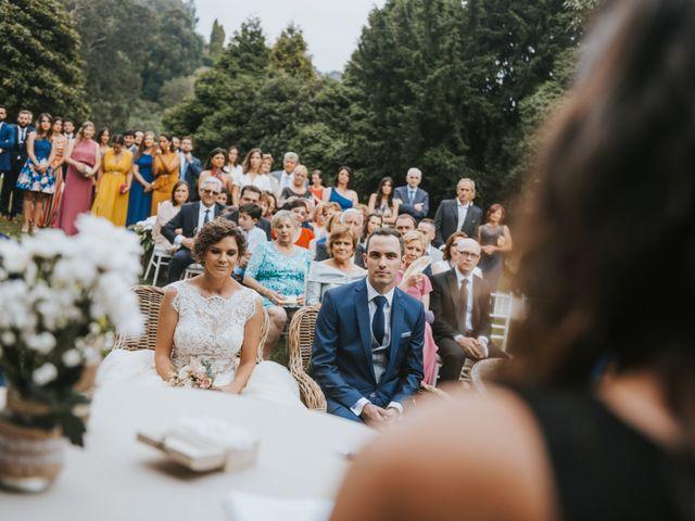 La boda de José y Andrea en Gijón, Asturias 43