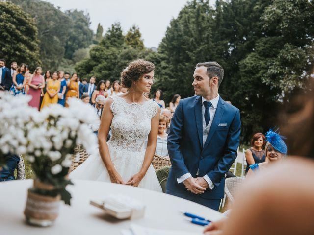 La boda de José y Andrea en Gijón, Asturias 48