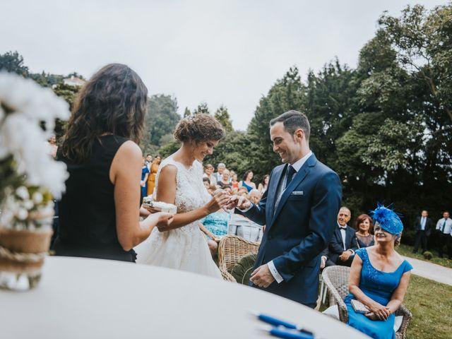 La boda de José y Andrea en Gijón, Asturias 49