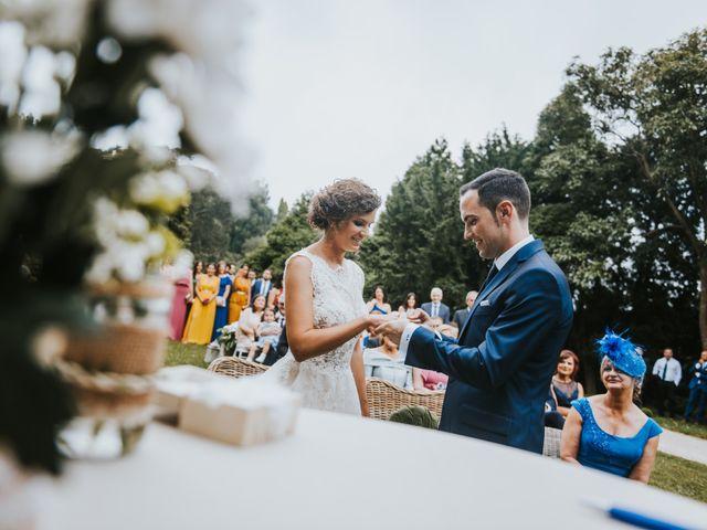 La boda de José y Andrea en Gijón, Asturias 53