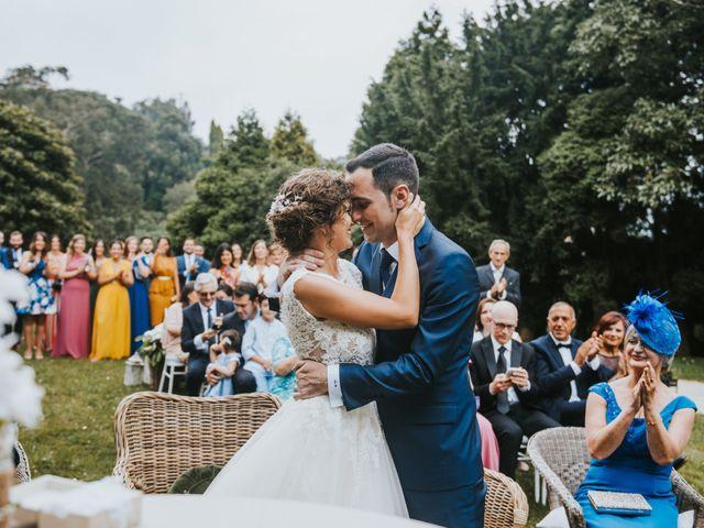 La boda de José y Andrea en Gijón, Asturias 55