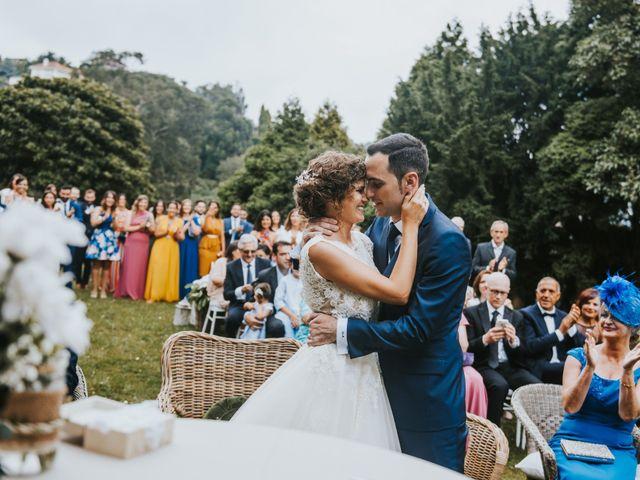 La boda de José y Andrea en Gijón, Asturias 56