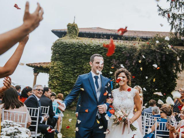 La boda de José y Andrea en Gijón, Asturias 66