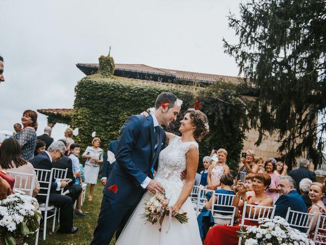 La boda de José y Andrea en Gijón, Asturias 69