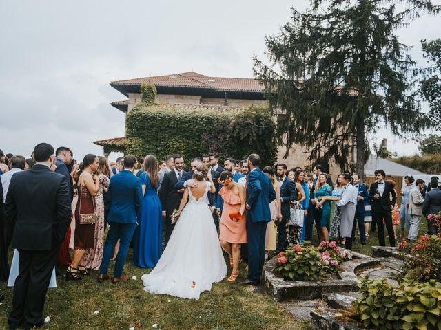 La boda de José y Andrea en Gijón, Asturias 71