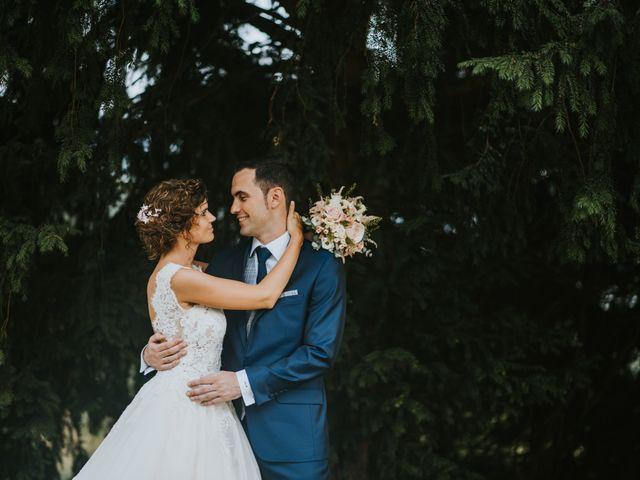 La boda de José y Andrea en Gijón, Asturias 79