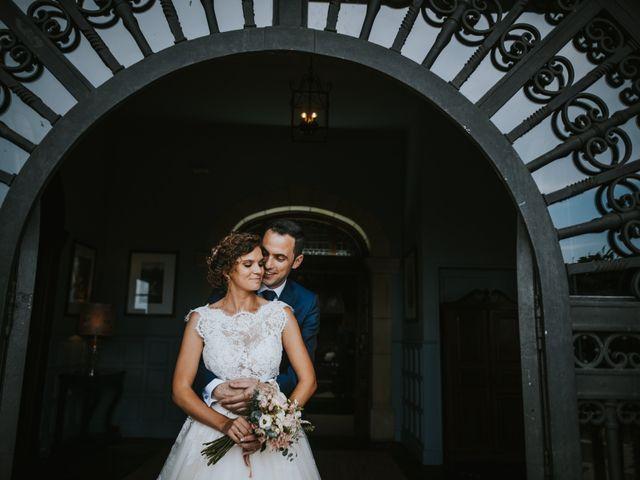 La boda de José y Andrea en Gijón, Asturias 89