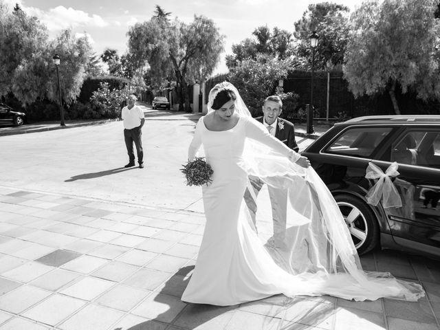 La boda de Luis y Maria en Lucena, Córdoba 12