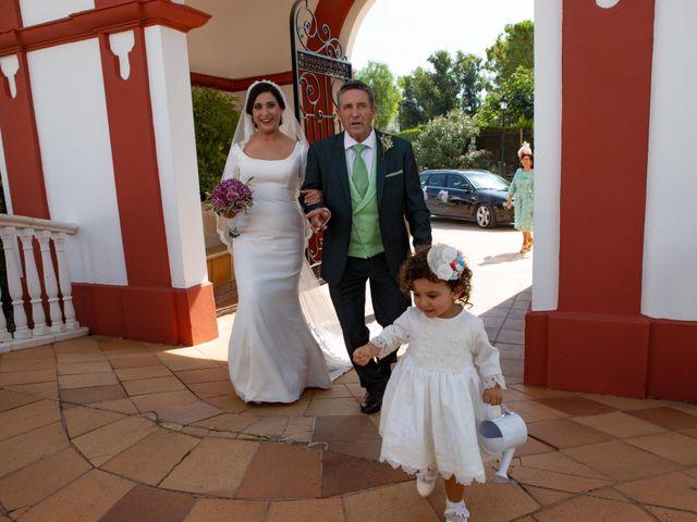 La boda de Luis y Maria en Lucena, Córdoba 13