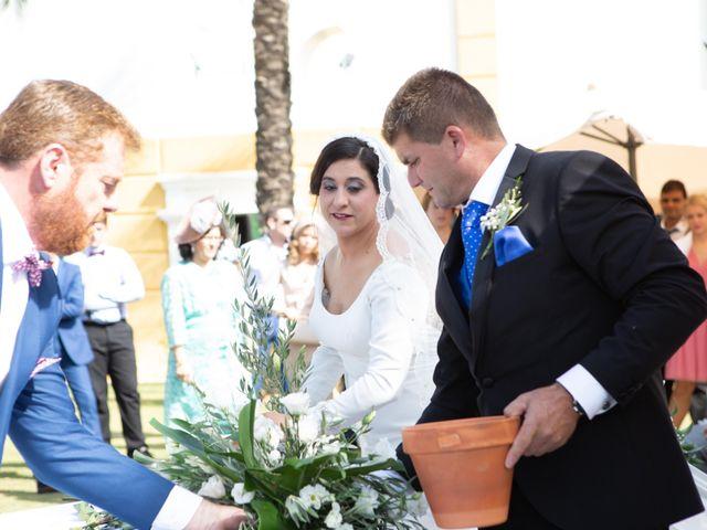 La boda de Luis y Maria en Lucena, Córdoba 15
