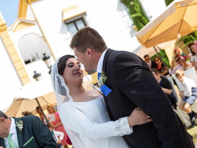 La boda de Maria y Luis