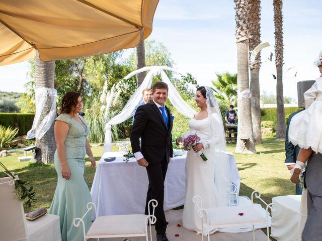 La boda de Luis y Maria en Lucena, Córdoba 16