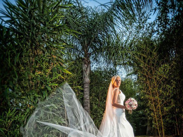 La boda de Fernando y Vanesa en Fuengirola, Málaga 4