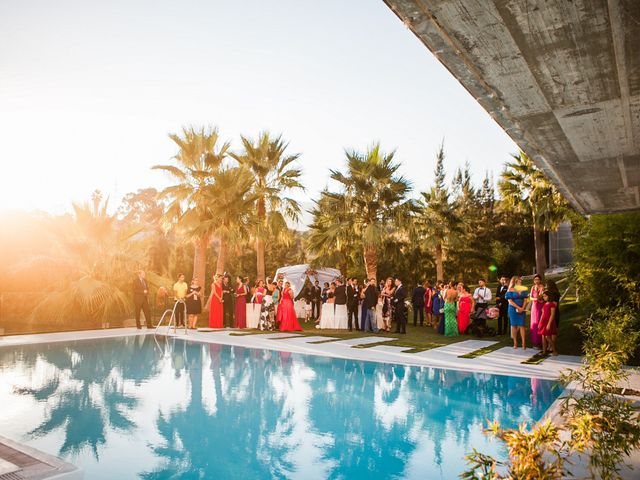 La boda de Fernando y Vanesa en Fuengirola, Málaga 45