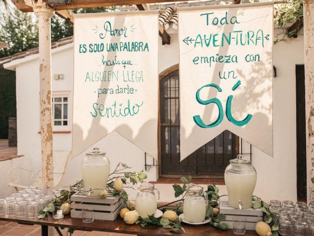 La boda de Adri y Eli en Alhaurin De La Torre, Málaga 35