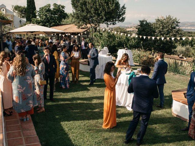 La boda de Adri y Eli en Alhaurin De La Torre, Málaga 36