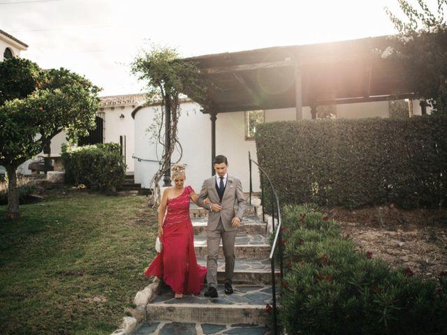 La boda de Adri y Eli en Alhaurin De La Torre, Málaga 38