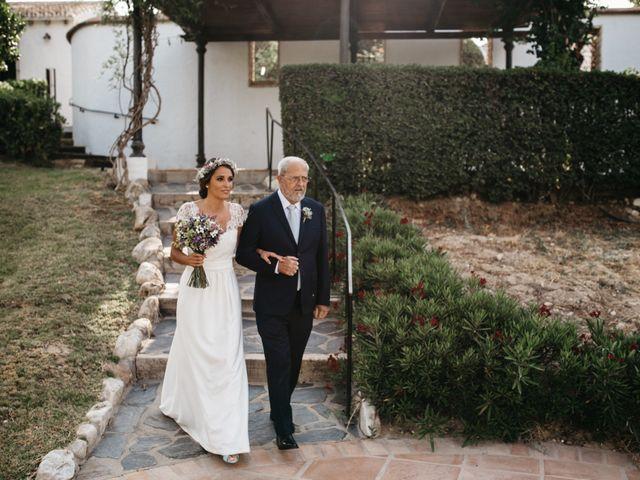 La boda de Adri y Eli en Alhaurin De La Torre, Málaga 39