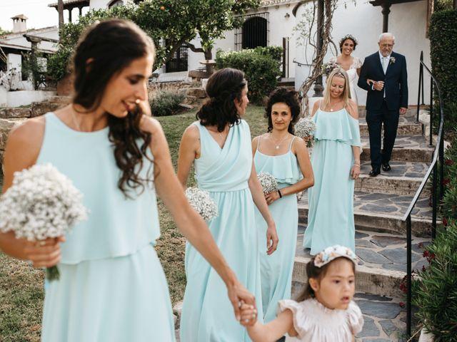 La boda de Adri y Eli en Alhaurin De La Torre, Málaga 40