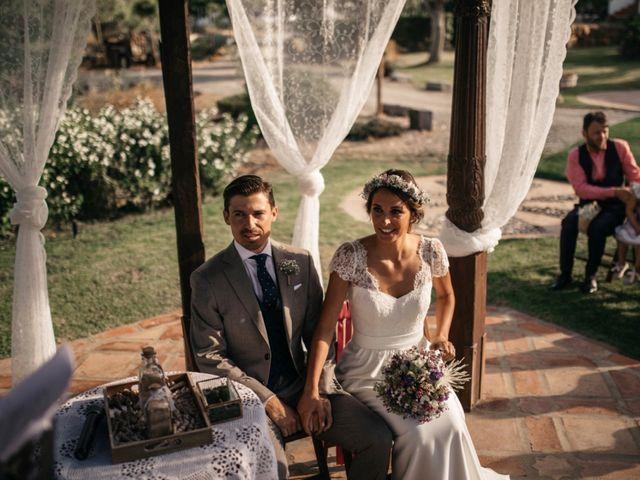 La boda de Adri y Eli en Alhaurin De La Torre, Málaga 42