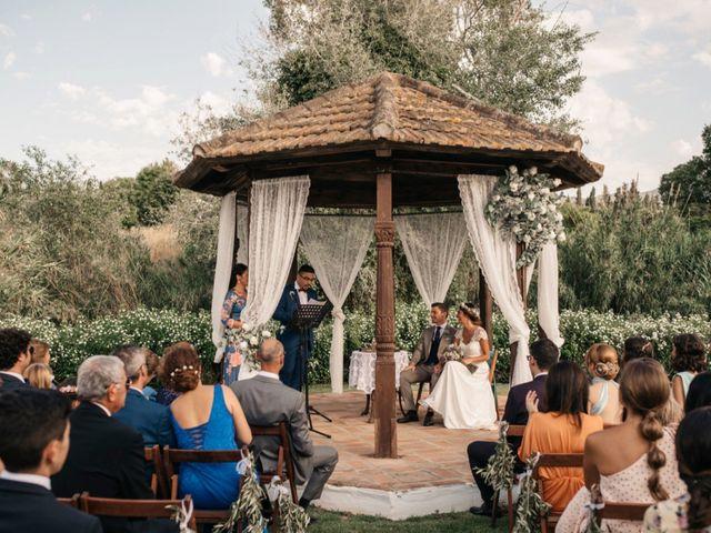La boda de Adri y Eli en Alhaurin De La Torre, Málaga 44