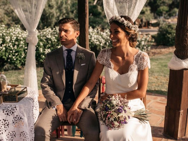 La boda de Adri y Eli en Alhaurin De La Torre, Málaga 45