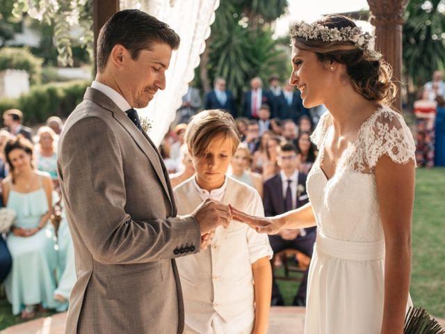 La boda de Adri y Eli en Alhaurin De La Torre, Málaga 50