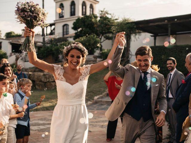 La boda de Adri y Eli en Alhaurin De La Torre, Málaga 1