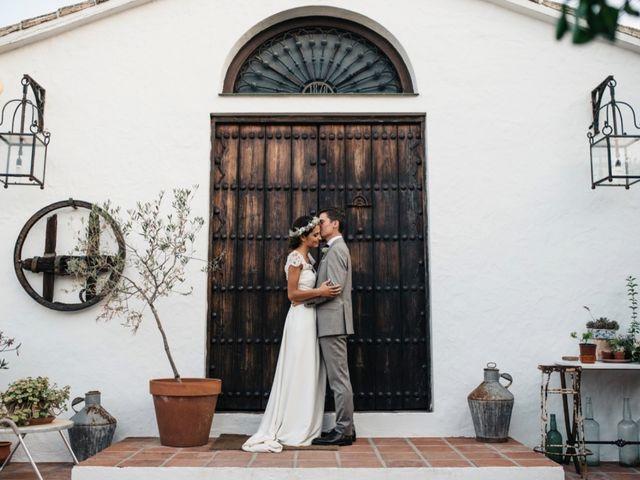 La boda de Adri y Eli en Alhaurin De La Torre, Málaga 56