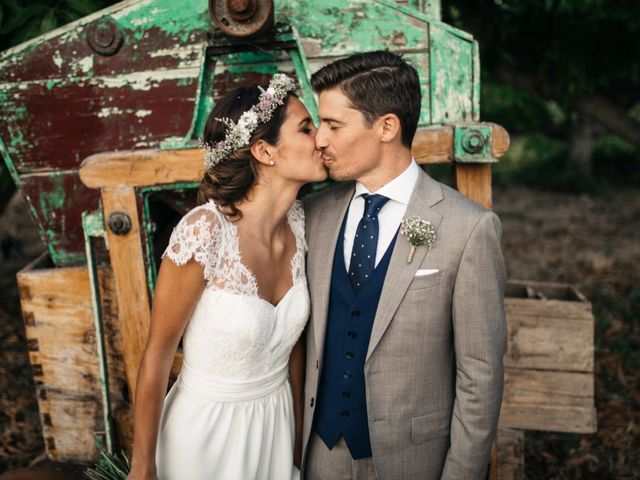La boda de Adri y Eli en Alhaurin De La Torre, Málaga 2