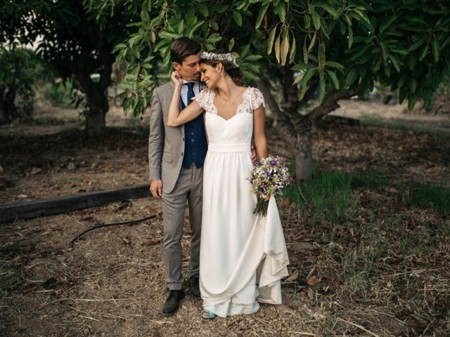 La boda de Adri y Eli en Alhaurin De La Torre, Málaga 57