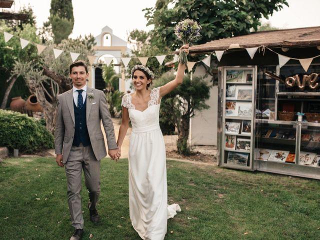 La boda de Adri y Eli en Alhaurin De La Torre, Málaga 61