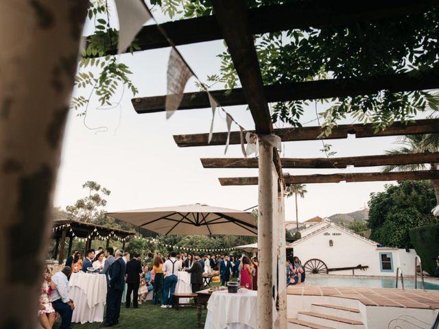 La boda de Adri y Eli en Alhaurin De La Torre, Málaga 62