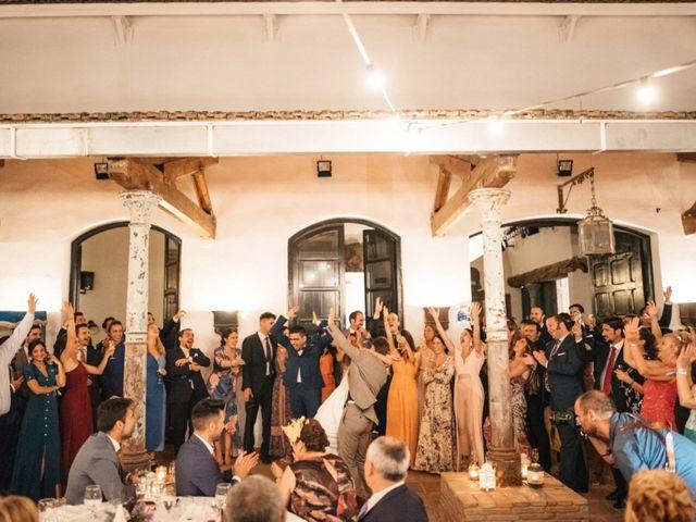 La boda de Adri y Eli en Alhaurin De La Torre, Málaga 71