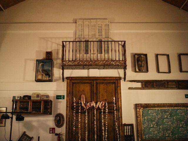 La boda de Adri y Eli en Alhaurin De La Torre, Málaga 72