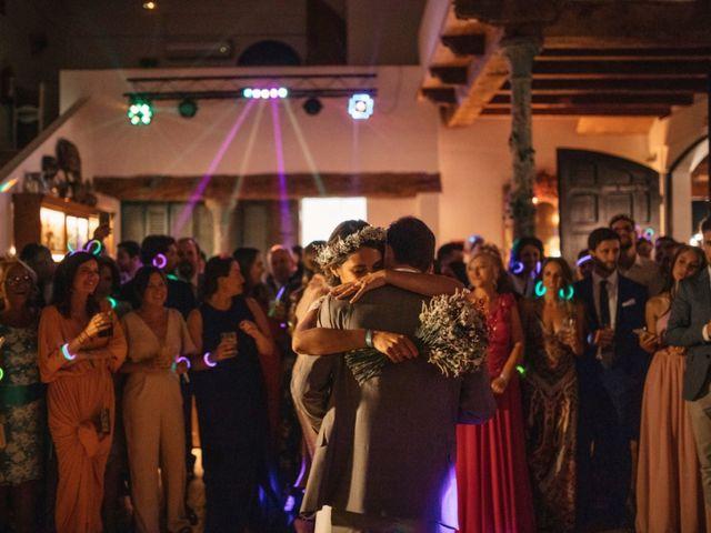 La boda de Adri y Eli en Alhaurin De La Torre, Málaga 74
