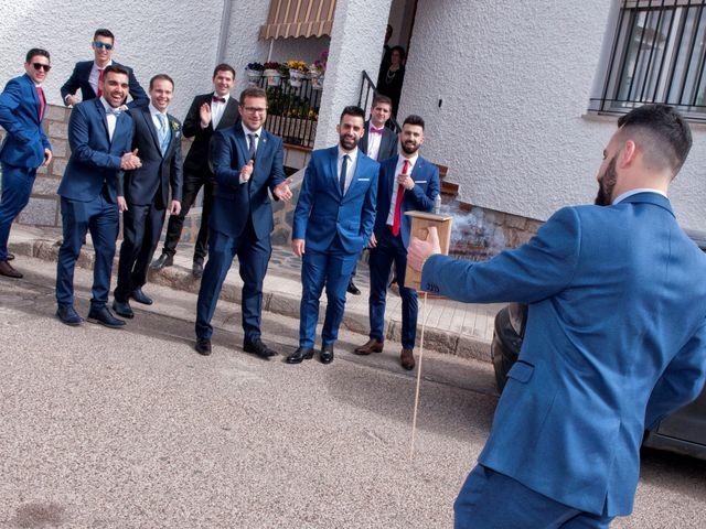 La boda de Jose Carlos y María en Villacañas, Toledo 5