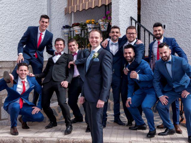 La boda de Jose Carlos y María en Villacañas, Toledo 6