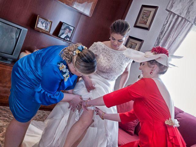 La boda de Jose Carlos y María en Villacañas, Toledo 8