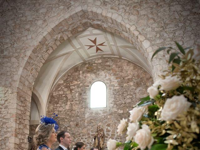 La boda de Jose Carlos y María en Villacañas, Toledo 12