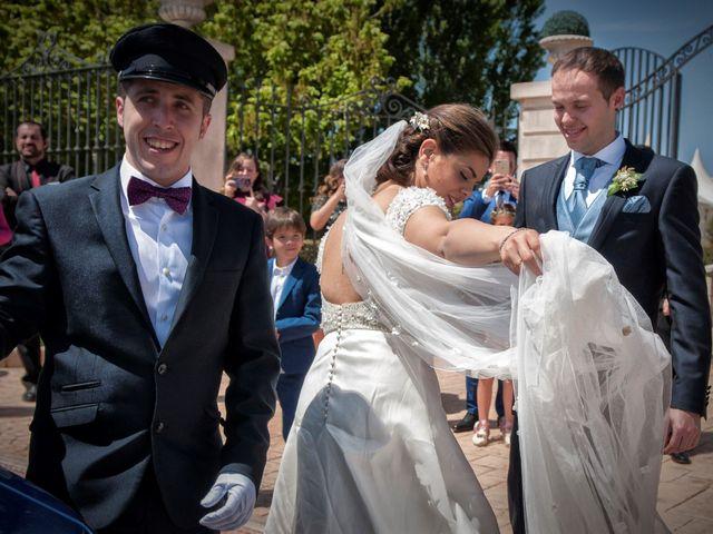 La boda de Jose Carlos y María en Villacañas, Toledo 22