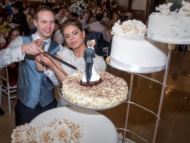 La boda de Jose Carlos y María en Villacañas, Toledo 25