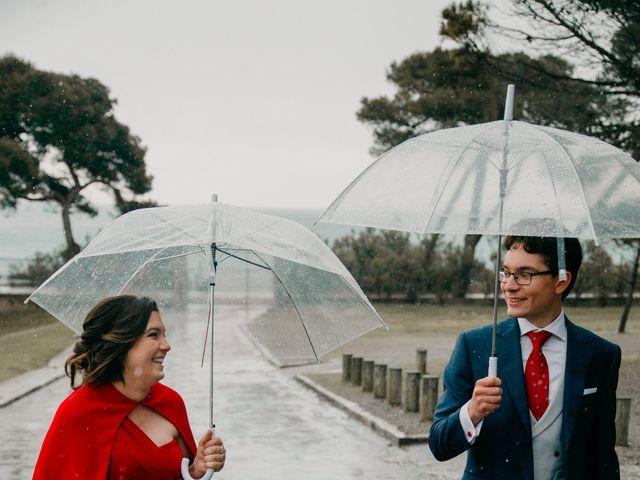 La boda de Maarten y Rosa en L' Escala, Girona 3