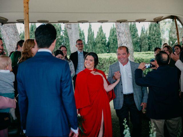 La boda de Maarten y Rosa en L' Escala, Girona 18