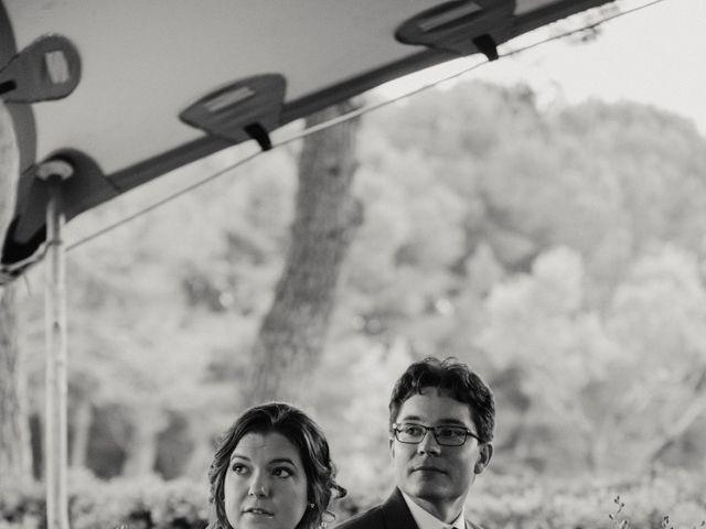 La boda de Maarten y Rosa en L' Escala, Girona 20