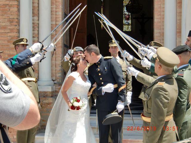 La boda de Raquel y Jorge  en Benalup, Cádiz 2