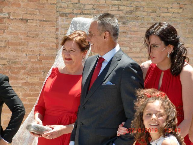La boda de Raquel y Jorge  en Benalup, Cádiz 3