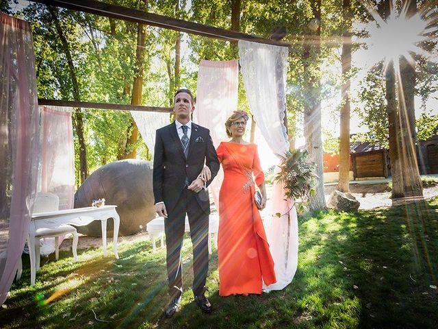La boda de Roberto y Virginia en Hontanaya, Cuenca 8