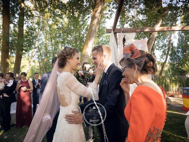 La boda de Roberto y Virginia en Hontanaya, Cuenca 10